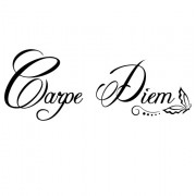 Wallstickers- carpe diem
