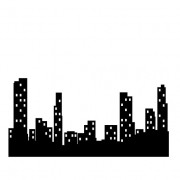 Skyline- Wallsticker
