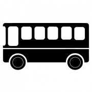 Wallsticker - Bus